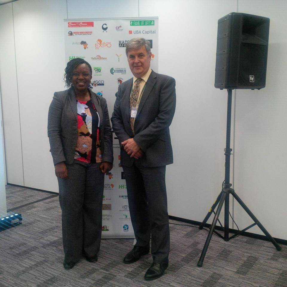 Afro Biz Expo attendees 3