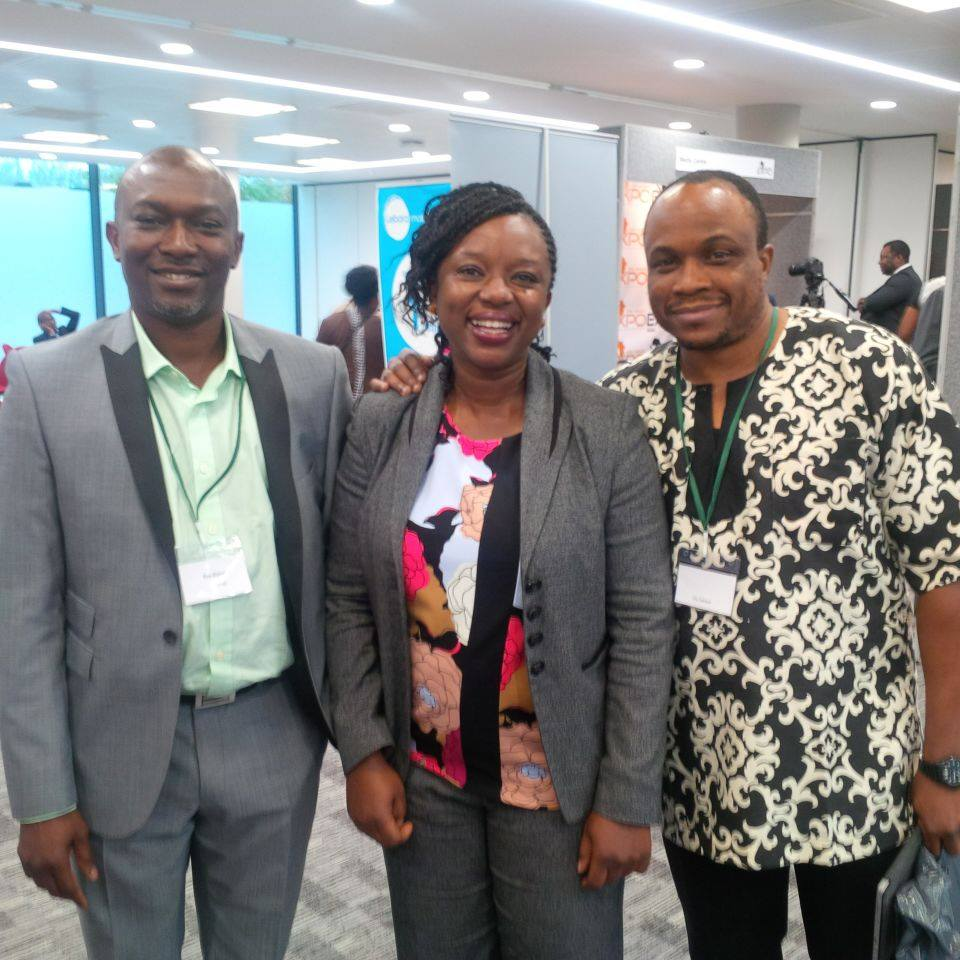 Afro Biz Expo attendees 6