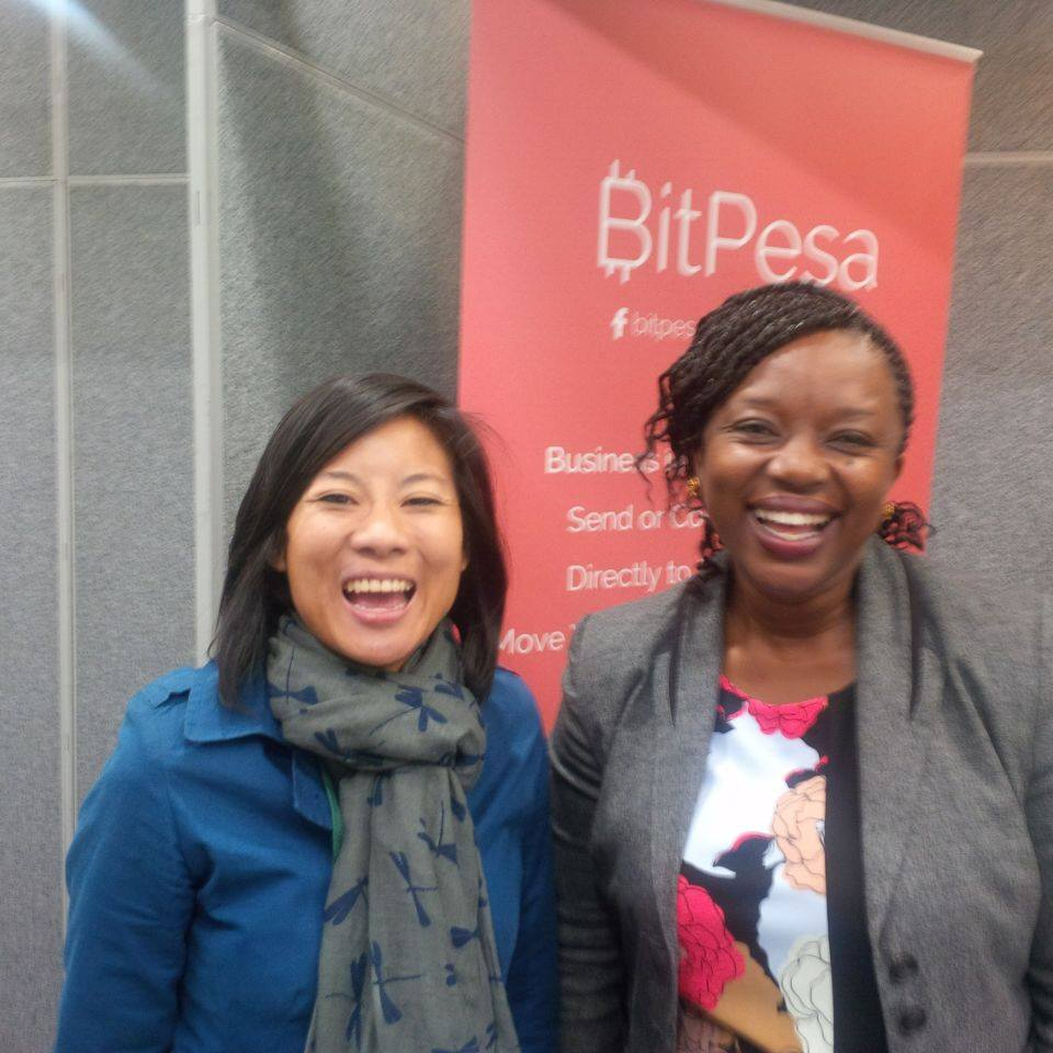Afro Biz Expo attendees 2
